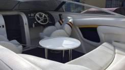 Продам катер powerquest 240. 2007 год год, длина 7,25м., двигатель стационарный, 380,00л.с., бензин