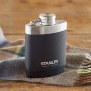 Фляжка Stanley Master 0,23 L, цвет черный,10-02892-002, Stanley, США