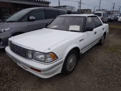 Toyota Crown. MS137, 7MGE