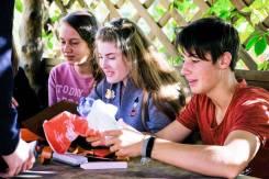 20-30.06 смена Твой проект Детский лагерь Радость(Компенсация)