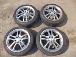 "Колеса Brabus оригинал Germany R18 5*112 резина Dunlop Veuro VE 303. 8.0x18"" 5x112.00 ET67 ЦО 76,0мм."