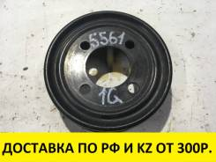Шкив помпы. Toyota: Crown Majesta, Cressida, Mark II Wagon Blit, Crown, Verossa, Soarer, Mark II, Cresta, Altezza, Supra, Chaser Двигатель 1GFE