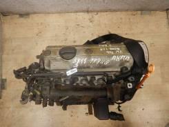 Двигатель 1.6i 8v 75лс AHS для Volkswagen Polo 3