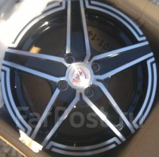 "NZ Wheels F-1. 6.0x16"", 5x105.00, ET39, ЦО 56,6 мм."