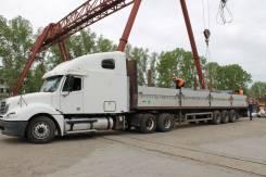 Freightliner Columbia. Продам сцепку, 14 000куб. см., 6x4