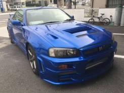 Nissan Skyline GT-R. механика, задний, бензин, б/п, нет птс. Под заказ