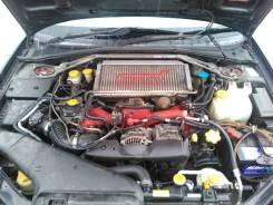 СВАП Двигатель EJ207 Subaru Impreza WRX STI GDB сингл-скролл ++
