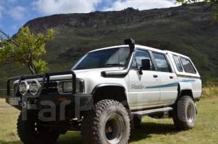 Шноркель. Toyota Hilux Двигатели: 2L, 3Y, 3YC, 3YE, 3YEU, 3YJ, 3YP, 4Y, 4YC, 4YE. Под заказ