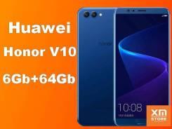Huawei Honor View 10. Новый, 64 Гб