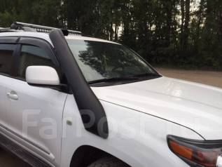Шноркель. Toyota Land Cruiser Двигатели: 1VDFTV, 2UZFE. Под заказ
