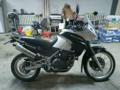 Kawasaki KLE. 400куб. см., исправен, птс, с пробегом
