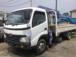 Hino Dutro. Продаётся грузовик , 4 000куб. см., 5 000кг.
