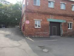 Сдам склад на охраняемой территории. 84кв.м., улица Иртышская 15, р-н БАМ. Дом снаружи