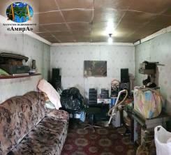 Гаражи капитальные. улица Сабанеева 24, р-н Баляева, 35кв.м., электричество. Вид изнутри