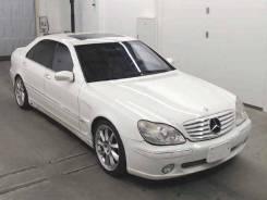 Mercedes-Benz S-Class. WDB220175, M 113 E50