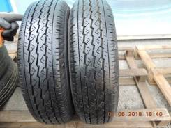 Bridgestone V600. Летние, 2016 год, 10%, 2 шт