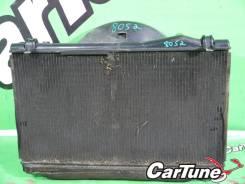 Радиатор охлаждения двигателя. Toyota Mark II, LX90, LX90Y Двигатель 2LTE