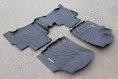 Коврики. Toyota Fortuner, GUN166, TRN166 Двигатели: 1GDFTV, 2TRFE