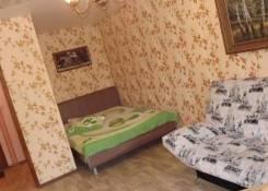 1-комнатная, улица Суворова 45. Индустриальный, 33кв.м.