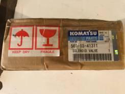 Соленоид клапана КПП 569-13-41311 Komatsu D275 D375 D475 HD325 HD465. Komatsu: HD985, HD325, HD785, HD465, 330M, D375A, D475A, D275, HD405