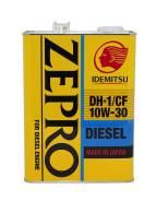 Idemitsu Zepro. Вязкость 10W-30, гидрокрекинговое