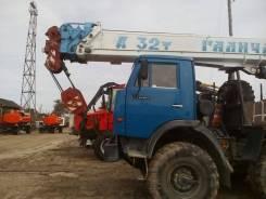 Галичанин КС-55729-5В. Автокран 2011 Камаз КС-55729-5 (осмотр в г. Курган)