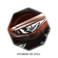 Накладка на фару. Hyundai i30, FD, GD, PD Двигатели: D4FB, G4FA, G4FC, G4FG, G4LD