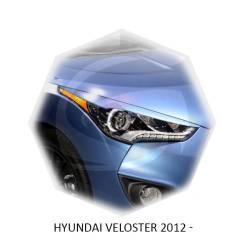 Накладка на фару. Hyundai Veloster, FS Двигатели: G4FC, G4FD, G4FJ
