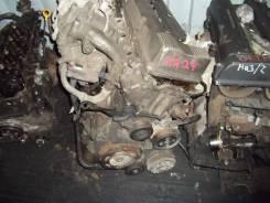 Двигатель Nissan KA24DE по запчастям