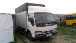 Isuzu Elf. Продам отличный грузовик без вложений сел и поехал, 4 600куб. см., 3 000кг.