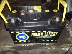 Tyumen Battery. 75А.ч., производство Россия