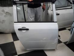 Дверь Toyota Probox, правая задняя белая в идеале