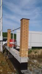 Строительство домов. Узбеки