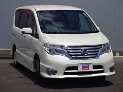 Nissan Serena. вариатор, 4wd, 2.0 (144л.с.), бензин, б/п. Под заказ