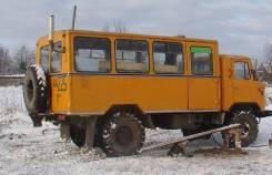 ГАЗ 66. Продается вахтовка ГАЗ-66, 4 250куб. см., 18 мест