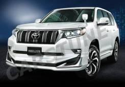 Обвес кузова аэродинамический. Toyota Land Cruiser Prado, GDJ150, GDJ150L, GDJ150W, GDJ151W, GRJ150, GRJ150L, GRJ150W, KDJ150, KDJ150L, LJ150, TRJ150...