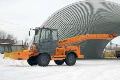 Завод ДМ DM09. Снегопогрузчик лаповый ДМ 09