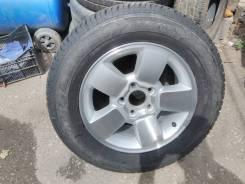 """Запасное колесо Jeep 5*127. 7.5x17"""" 5x127.00 ET50.8 ЦО 71,6мм."""