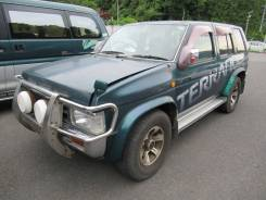 Nissan Terrano. WHYD21120641, VG30E