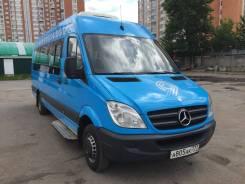 Mercedes-Benz Sprinter 515 CDI. Микроавтобус 2013 г. в., 2 143куб. см., 19 мест