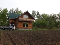 Продается новый дом. Снт Гранит-2, участок 38, р-н Соловей ключ 7-й км, площадь дома 105кв.м., скважина, электричество 15 кВт, отопление электрическ...