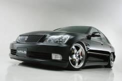 Обвес кузова аэродинамический. Toyota Crown, GRS180