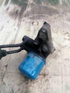 Крепление масляного фильтра. Mitsubishi Pajero, V25C, V25W, V45W Mitsubishi Montero, V25W, V45W Двигатель 6G74