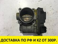 Заслонка дроссельная. Nissan: Wingroad, Bluebird Sylphy, Tino, Expert, Sentra, Primera, AD, Pulsar, Almera, Sunny Двигатели: QG13DE, QG15DE, QG18DE, Q...