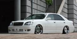 Порог пластиковый. Toyota Crown, GS171, GS171W, JZS171, JZS171W, JZS173, JZS173W, JZS175, JZS175W, JZS179
