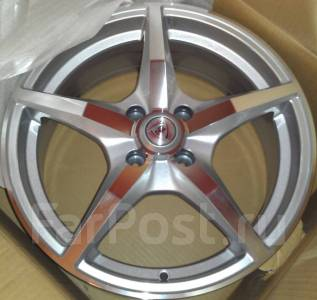 "NZ Wheels F-30. 6.0x15"", 5x105.00, ET39, ЦО 56,6 мм."
