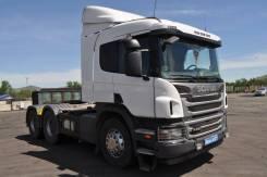 Scania P440. Тягач седельный Scania p440 6x4 2013 г. в. в наличии, 12 740куб. см., 35 000кг.
