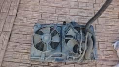 Радиатор охлаждения двигателя. Honda Accord, CF3, CF4, CF5, CF7 Honda Torneo, CF3, CF4, CF5