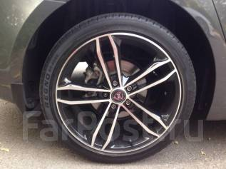 "NZ Wheels F-44. 6.5x6.5"", ET50, ЦО 63,3мм."
