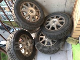 "205/65/R15 Toyota + зима Michelin. 6.0x15"" 5x114.30 ET45 ЦО 60,1 мм."